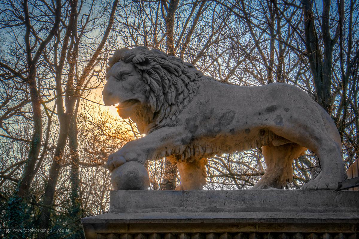 HDR im Schlosspark Laxenburg – Wie du tolle Motive im Zusammenspiel mit der Sonne noch außergewöhnlicher machen kannst!