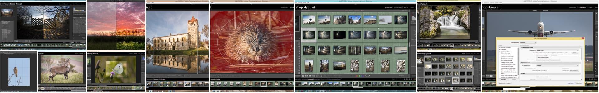 Fotoworkshop Lightroom Basics
