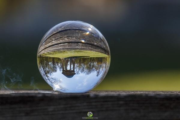 Glaskugel - Fotokurse Martin Winkler