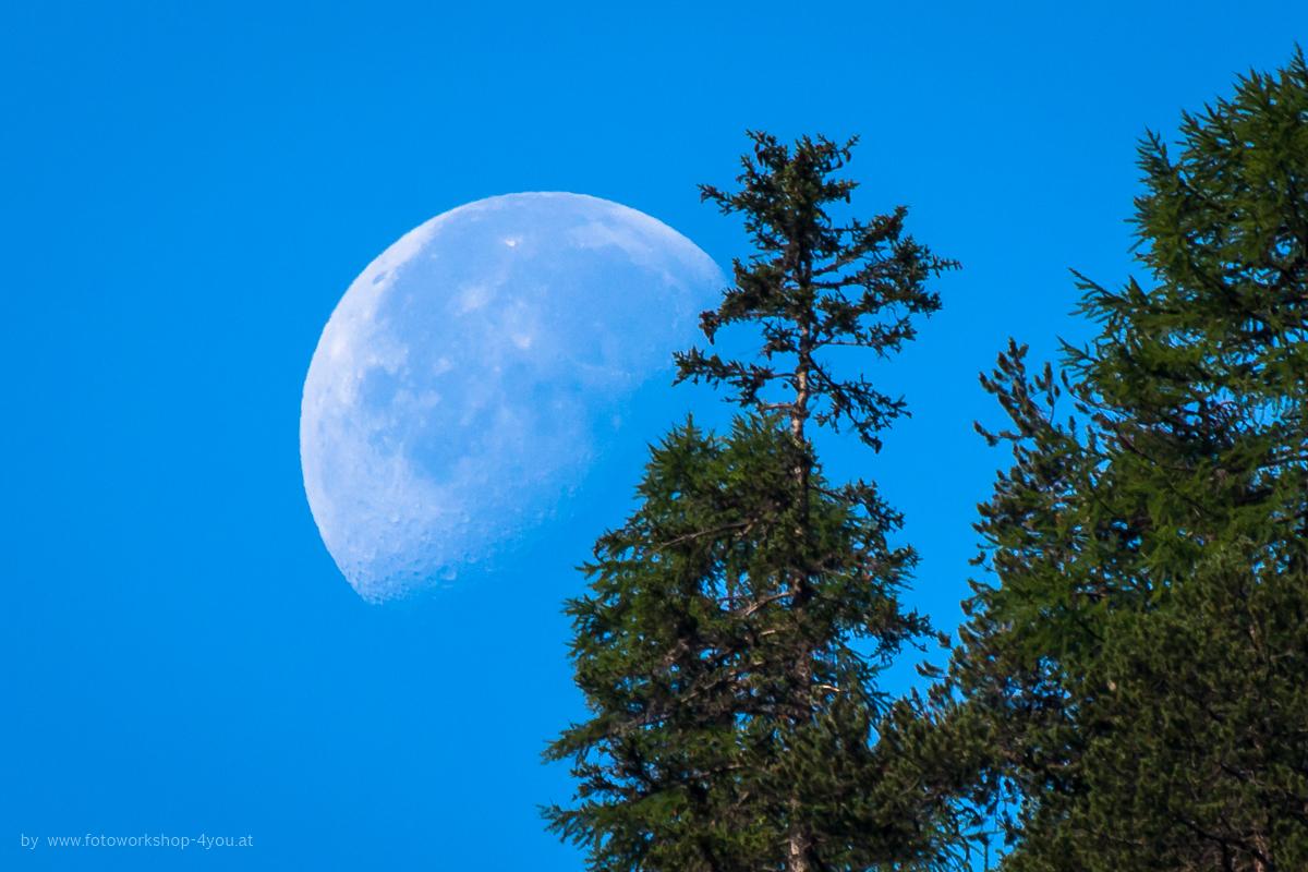 Monduntergang - Fotoworkshops Martin Winkler