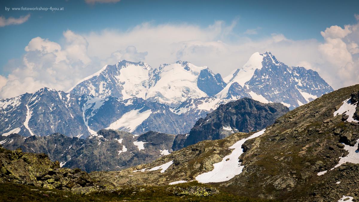 Schweizer Alpen - Fotokurse Martin Winkler