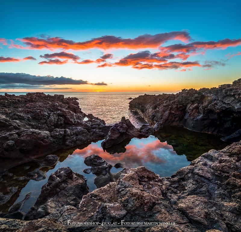 Fotohighlights La Palma - Fotokurse Martin Winkler