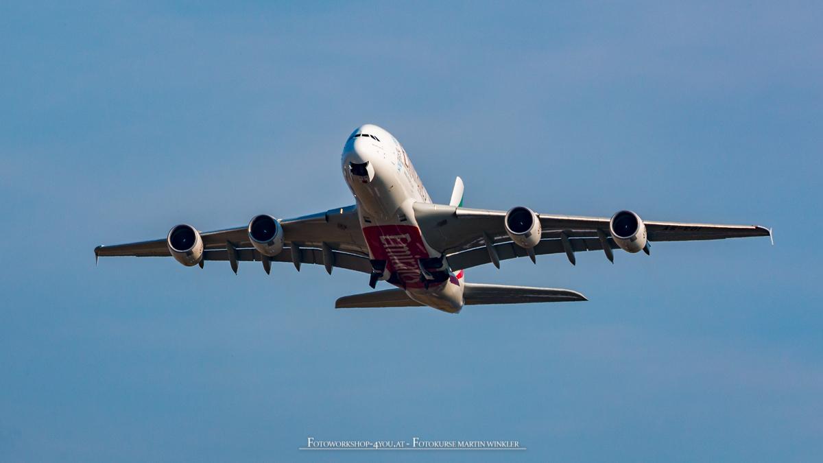 A380 – Der König der Lüfte