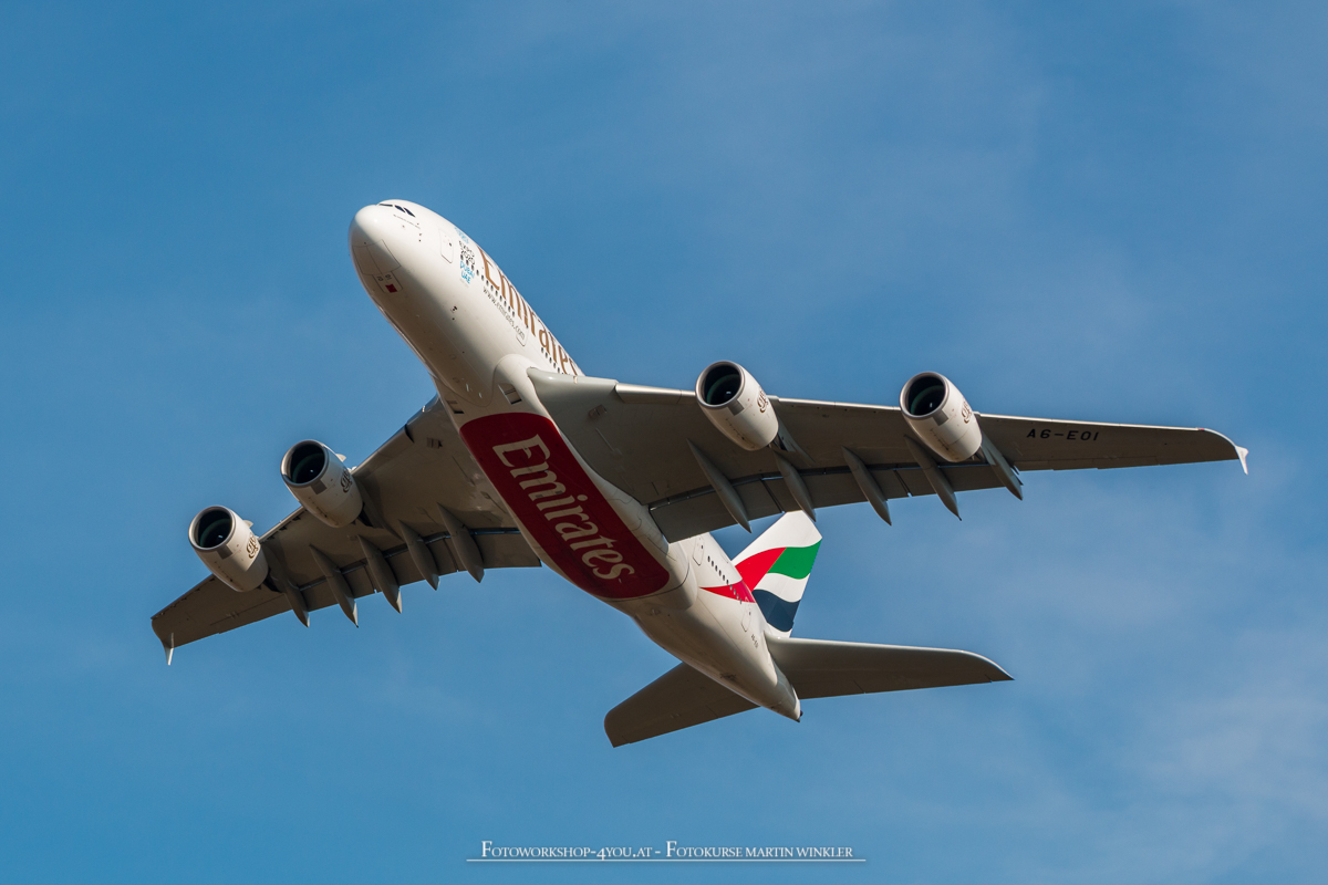Flugzeuge - Fotokurse mit Martin Winkler