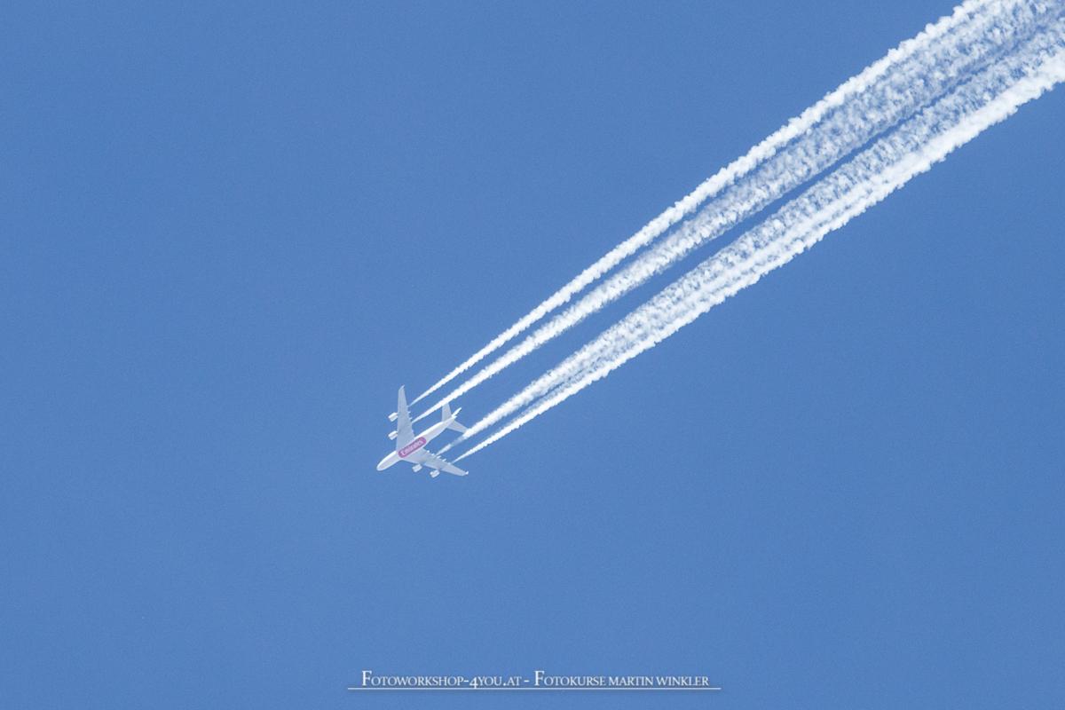 Weniger ist mehr - Airbus