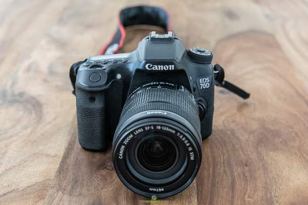 Tipps zum Kamerakauf - APS-C Kamera